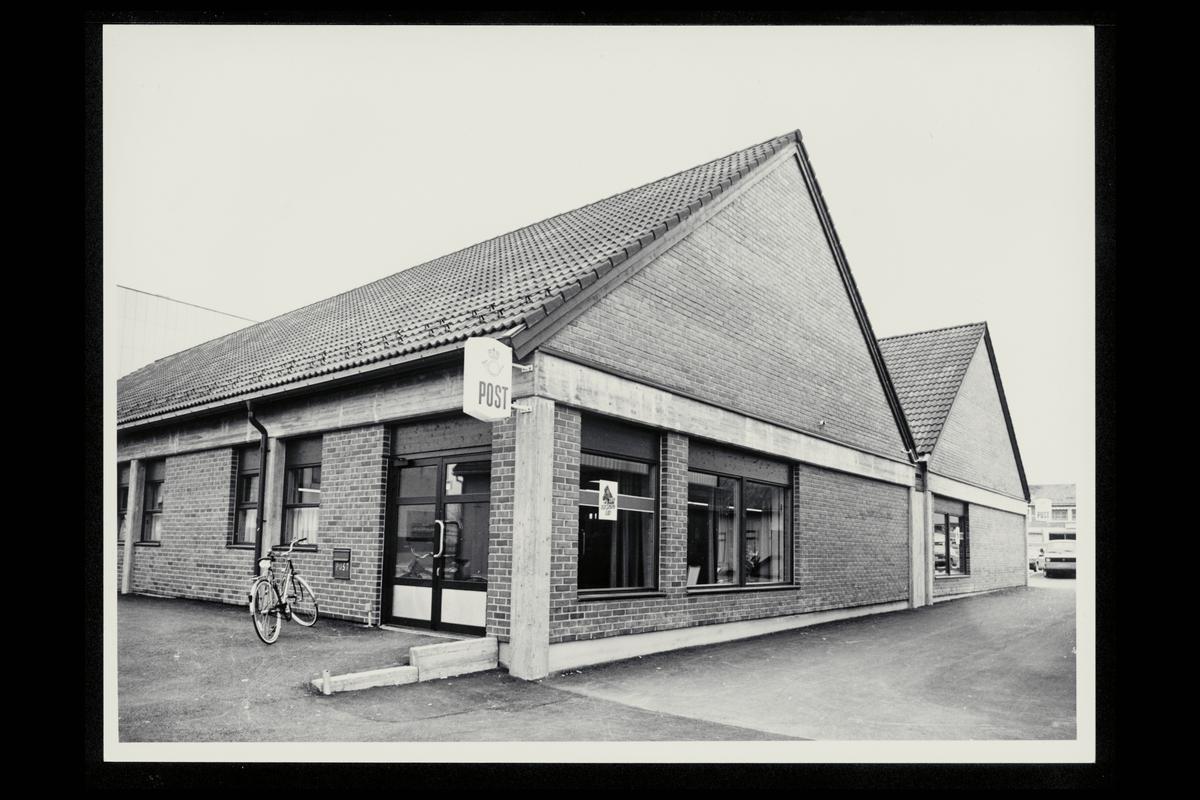 eksteriør, postkontor, 2380 Brumunddal, innstikkpostkasse