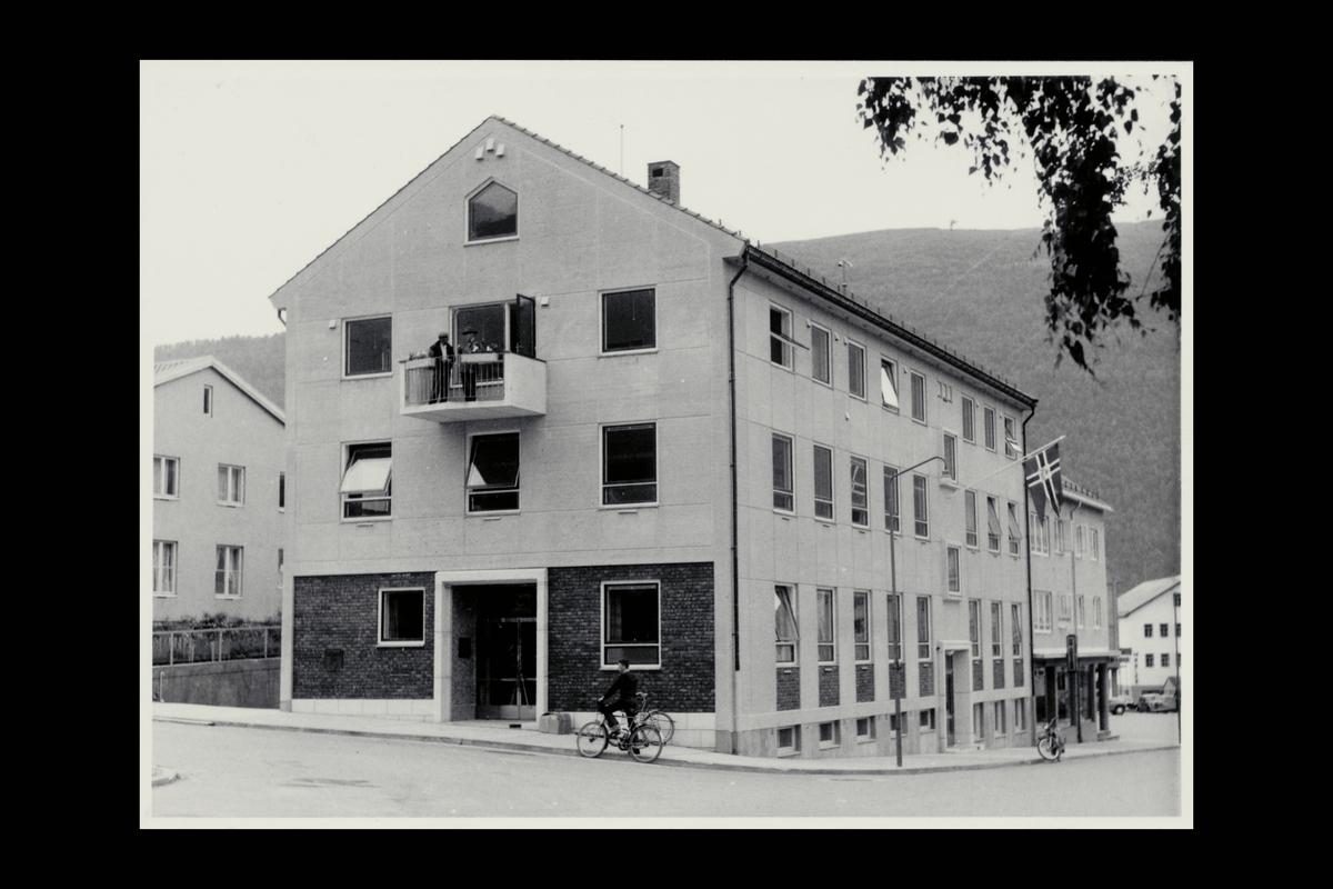 eksteriør, postkontor, 6300 Åndalsnes