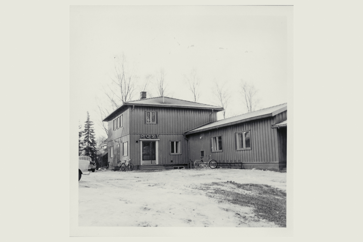 eksteriør, postkontor, 6400 Molde