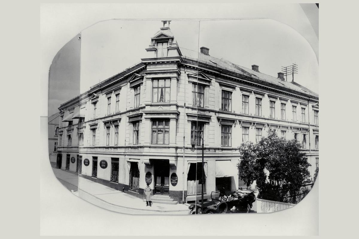 eksteriør, postkontor, 3100 Tønsberg