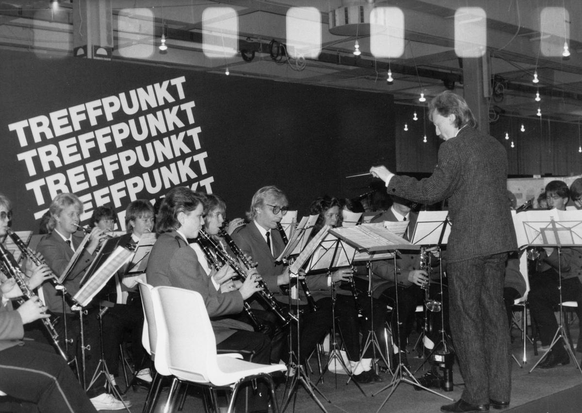 postjubileum, Oslo filatelistklubb 100 år, musikere
