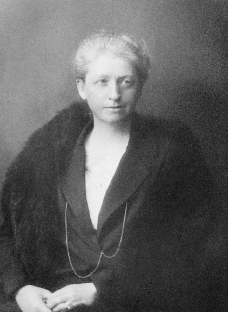 portrett, assistent, Juell Marta Kristine