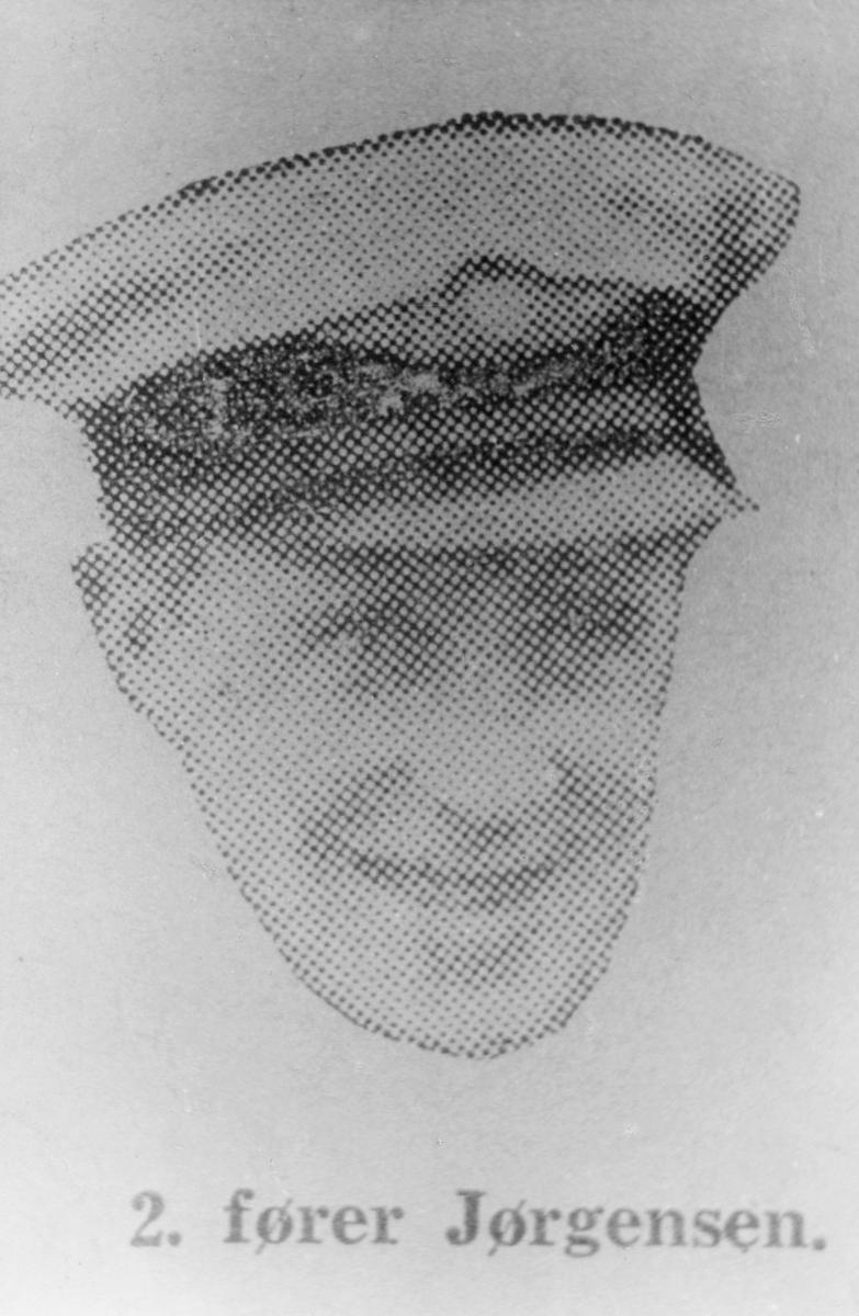 portrett, 2. fører, Jørgensen