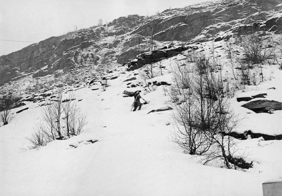 norgesbilder, 8230 Sulitjelma, vinterbilde, fotograf
