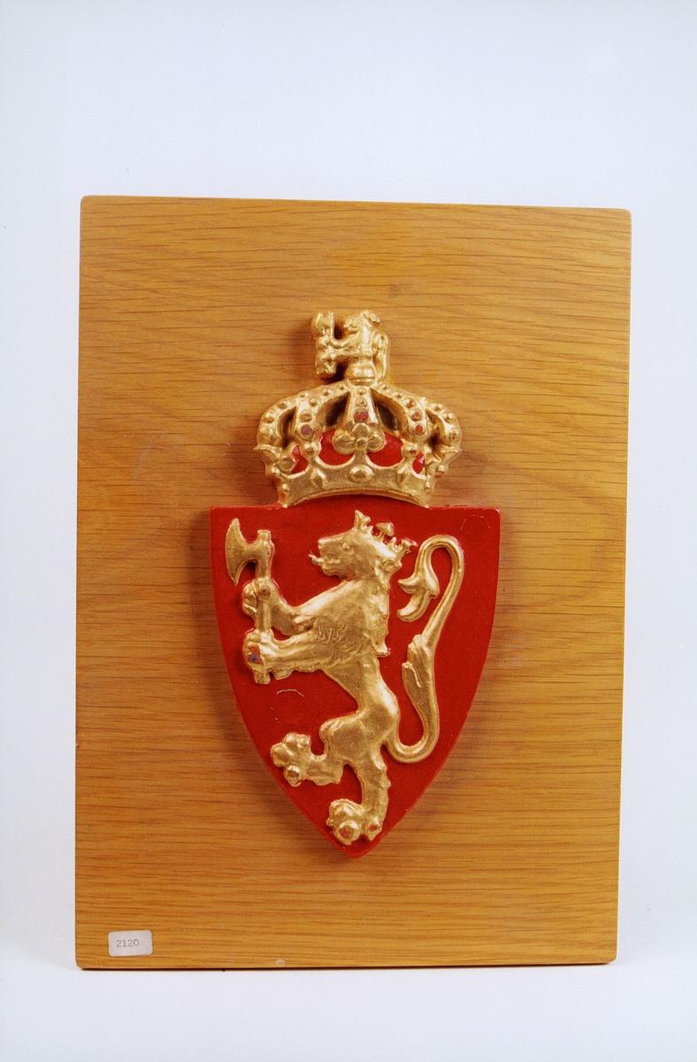 postmuseet, gjenstander, riksvåpen 1905