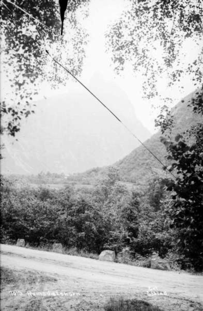 Romsdalshorn.