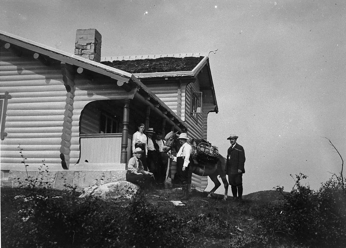 Åmlibilder samlet av Åmli historielag Mjåvatn