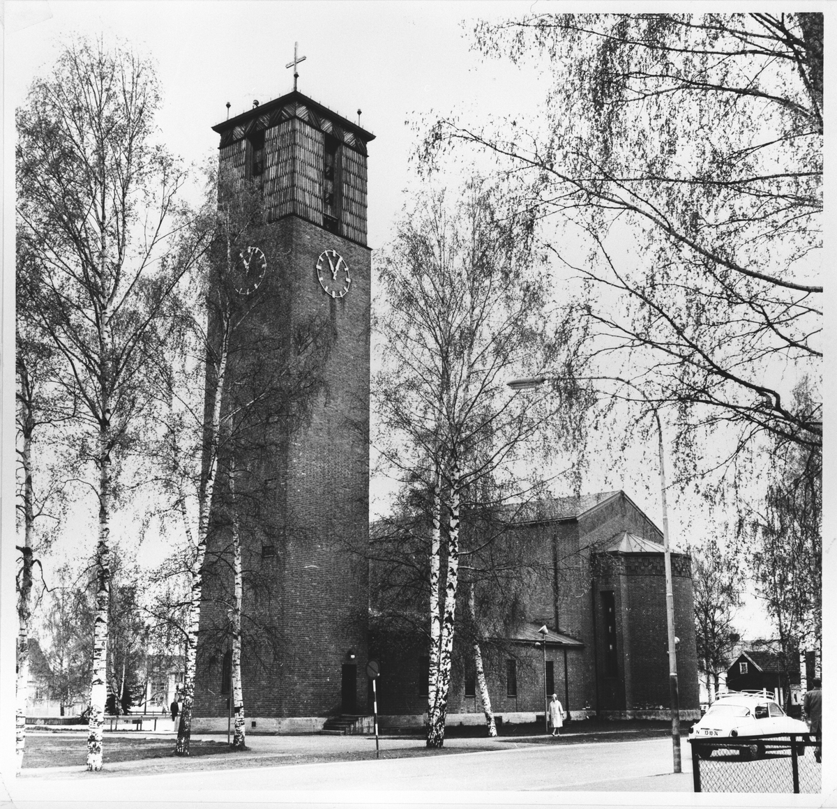 Lillestrøm kirke.