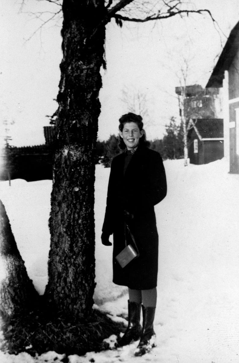 Else Sjøvåg(Før Lillemor Dahl)i forgrunnen.