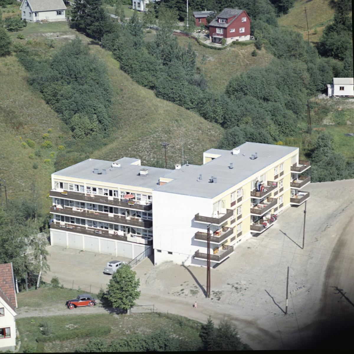 ØVRE GRØNLIV.16 BLOKK