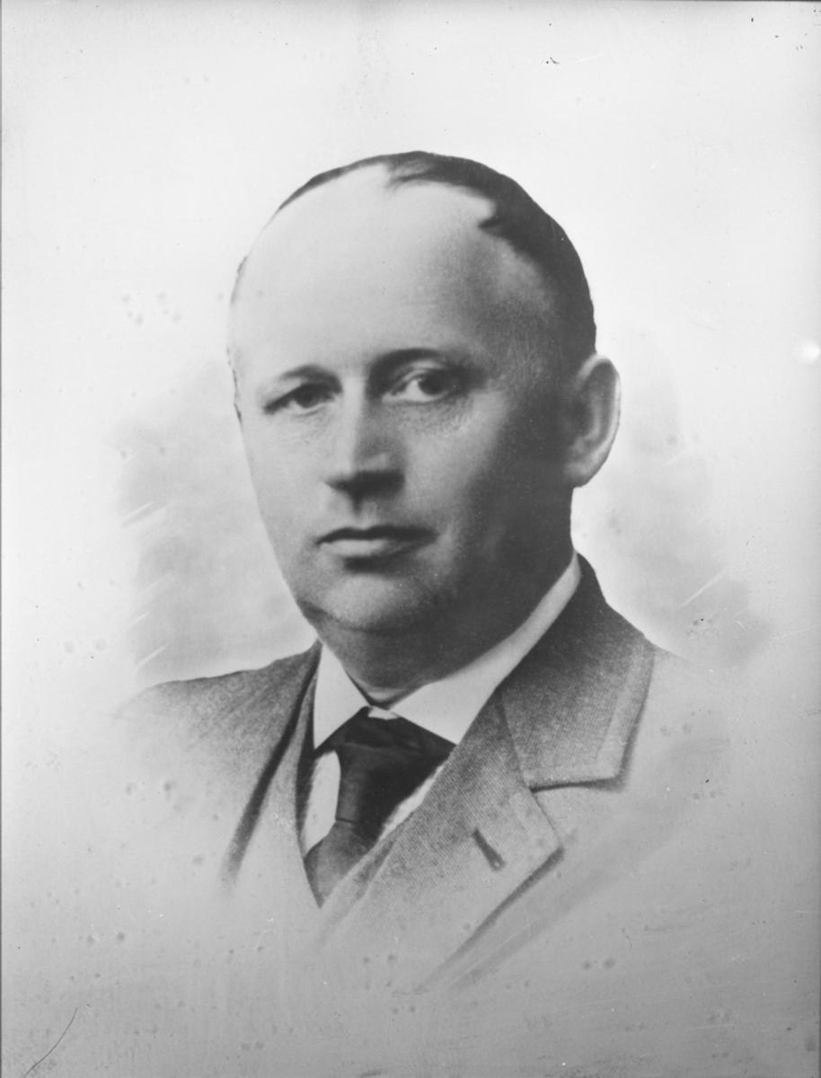 Ordfører Olaf O Habberstad 14.08.1923-31.07.1924.