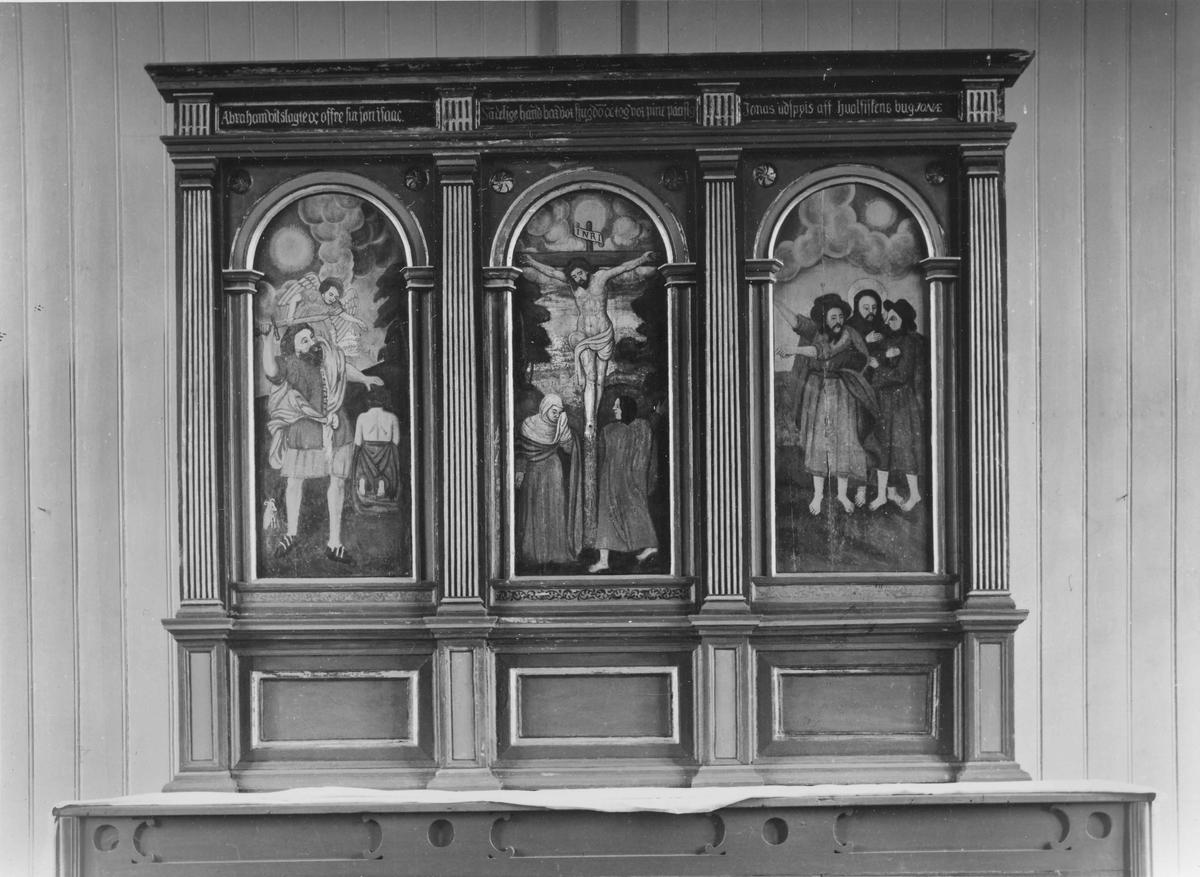 Altertavle fra Feiring Kirke.