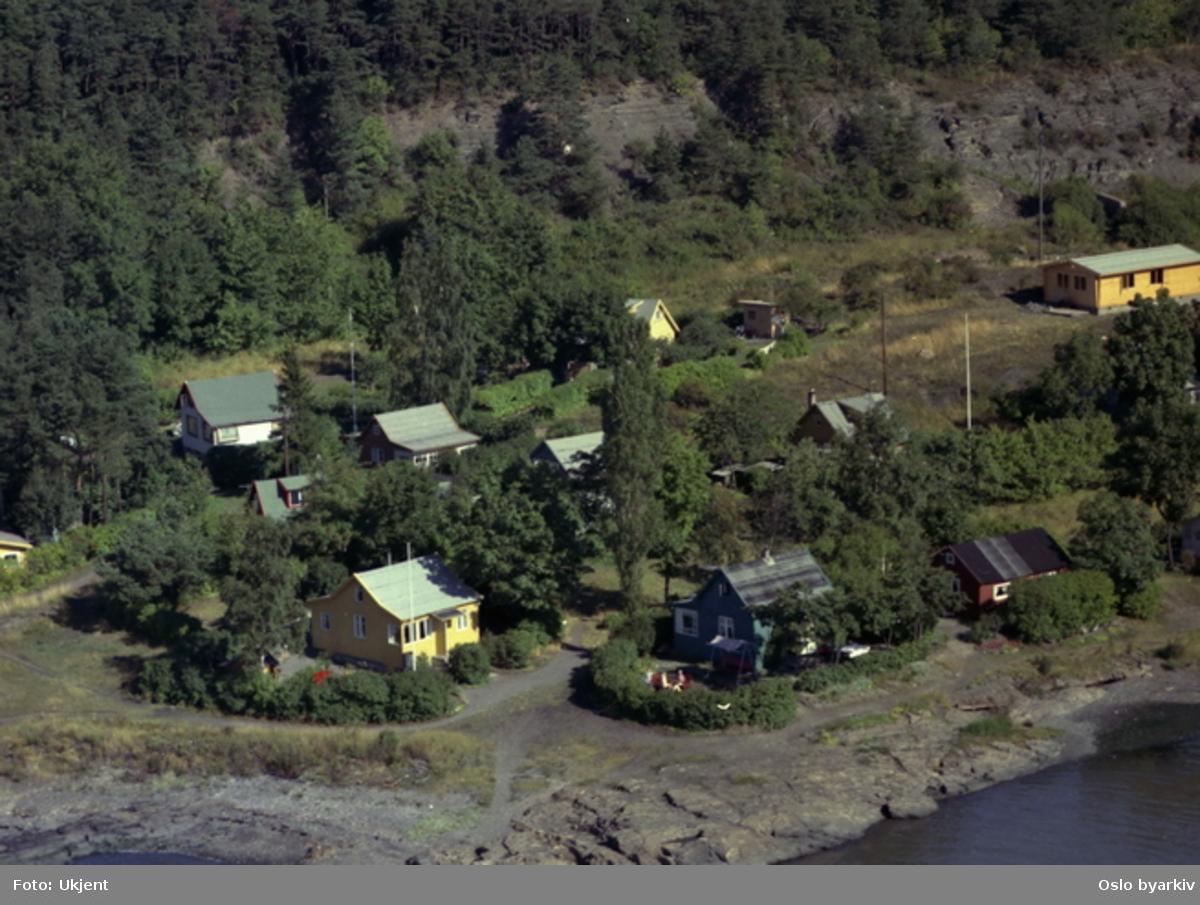 Lindøya (Flyfoto)