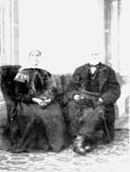ANDERS PEDERSEN TORSHOVSEIE FØDT: 26. 12. 1862, KAREN ANDERS