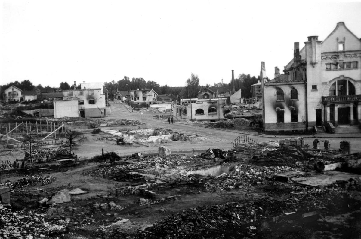 Leiret i ruiner-Elvarheim