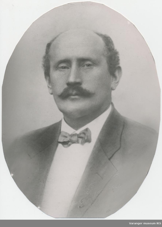 Portrett, Karl Marenius Ivarsson