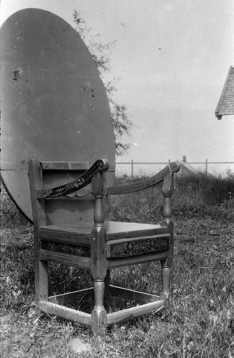 Bordstol
