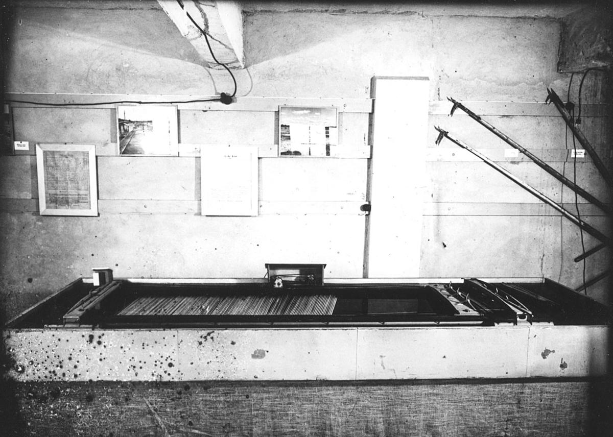 Modell-tank-Sorteringsanlegg