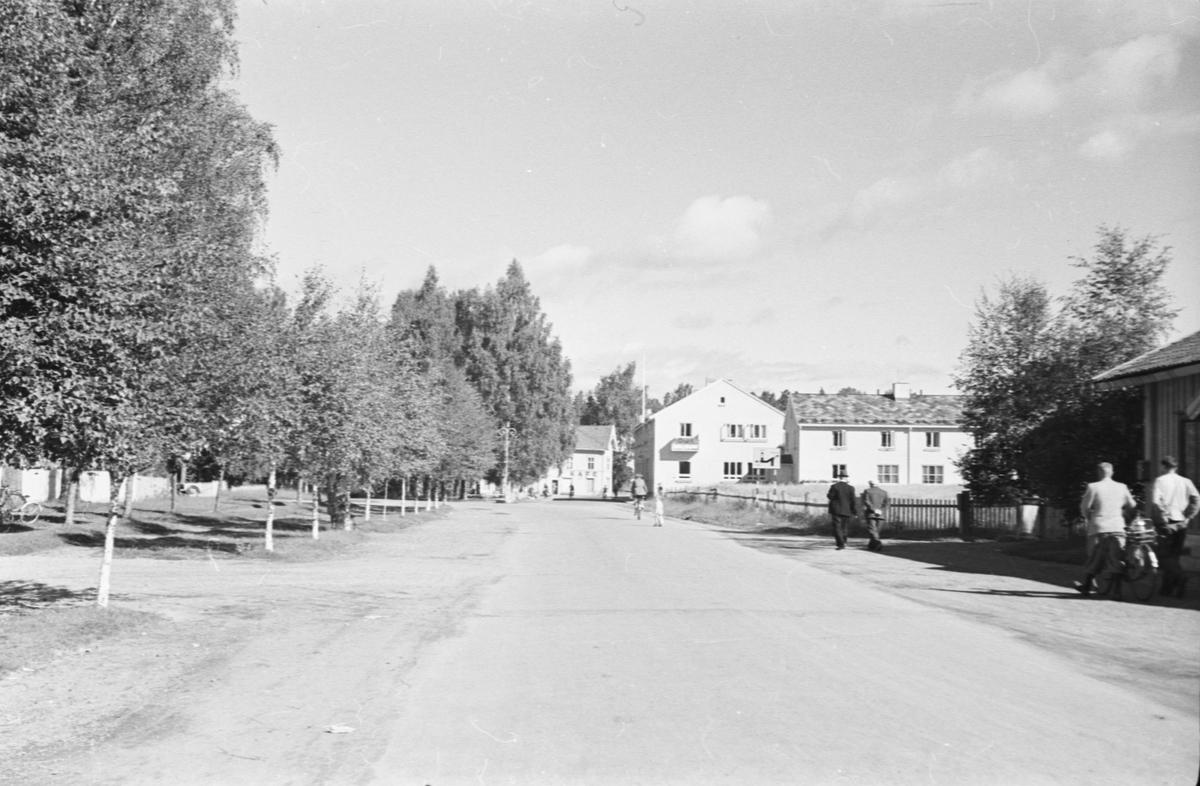 Storgata/St. Olavs gate, Elverum.