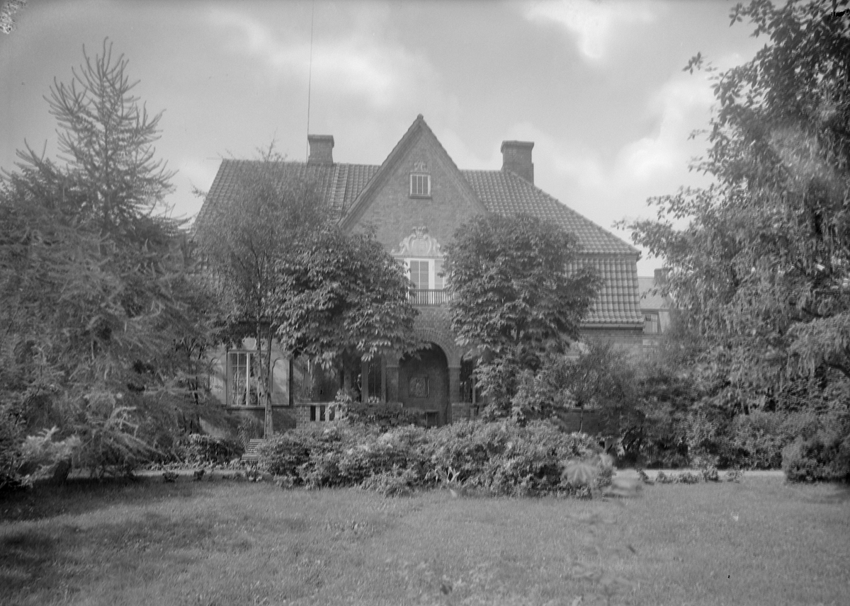 Villaen til direktør ved TMV, Holm Birger Holmsen