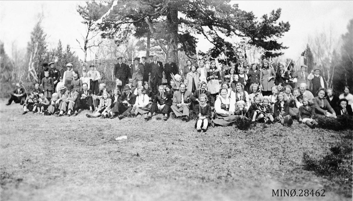 17. mai 1947 i Dalholen