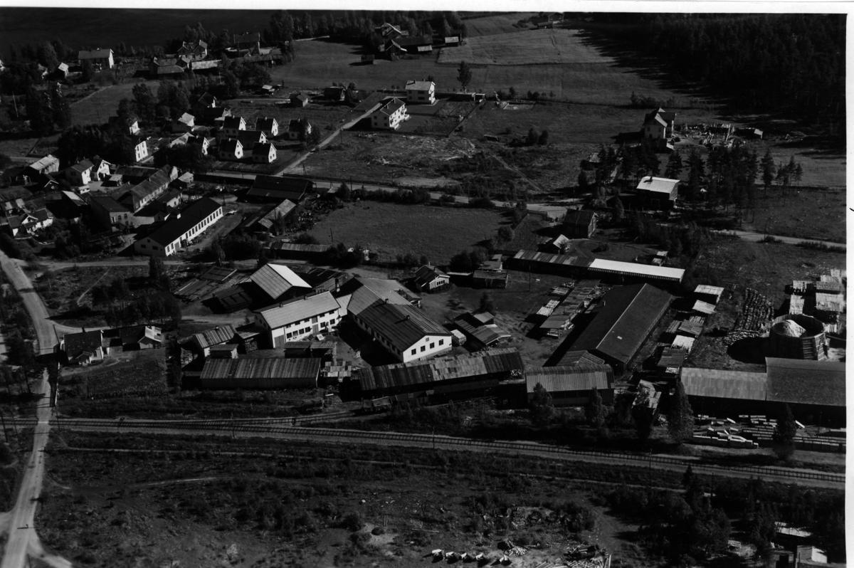 Industriområde på Vestad.