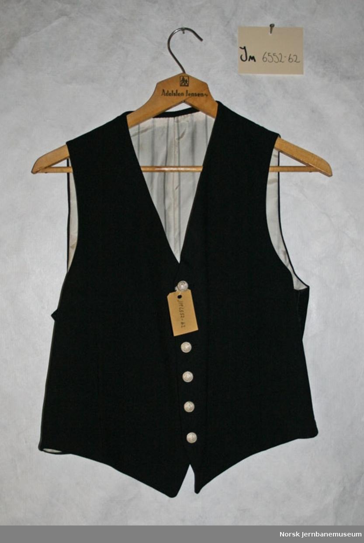 Uniformsjakke : for lokomotivfyrbøter