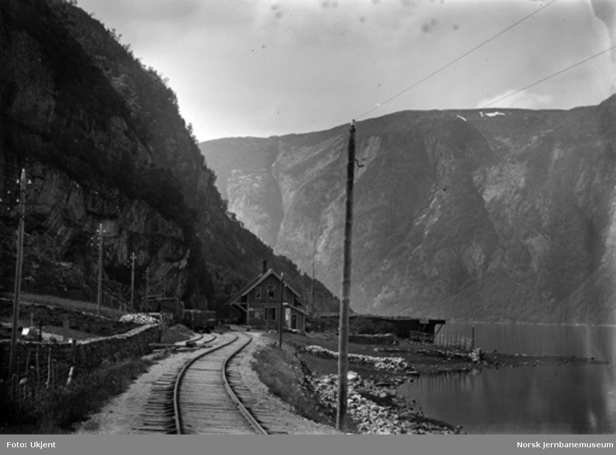 Stanghelle stasjon