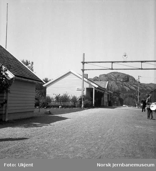 Hellvik stasjon