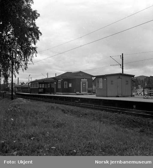 Fjellhamar stasjon