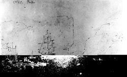 "PortørFra skissealbum av John W. Edy, ""Drawings Norway 1800"