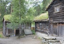Husmannsplassen. Norsk Folkemuseum, 2010.