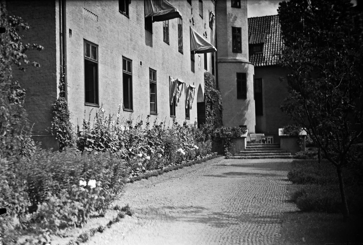 Samariterhemmet, kvarteret Högne, Uppsala 1930-tal