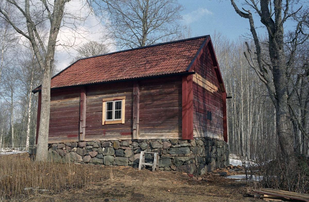 Ekonomibyggnad, Dannemora gruvor, Uppland 1996