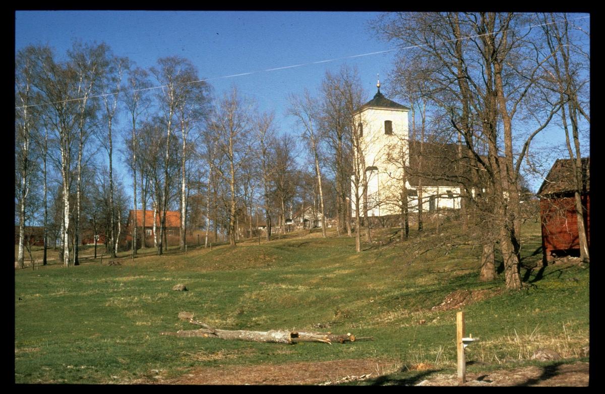 Lena kyrka, Lena socken, Uppland 1975