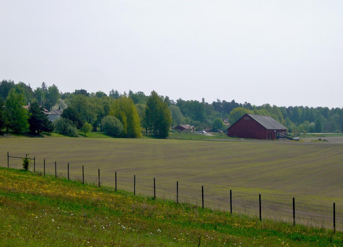 Landskapsvy, Yttergrans socken, Uppland 2010