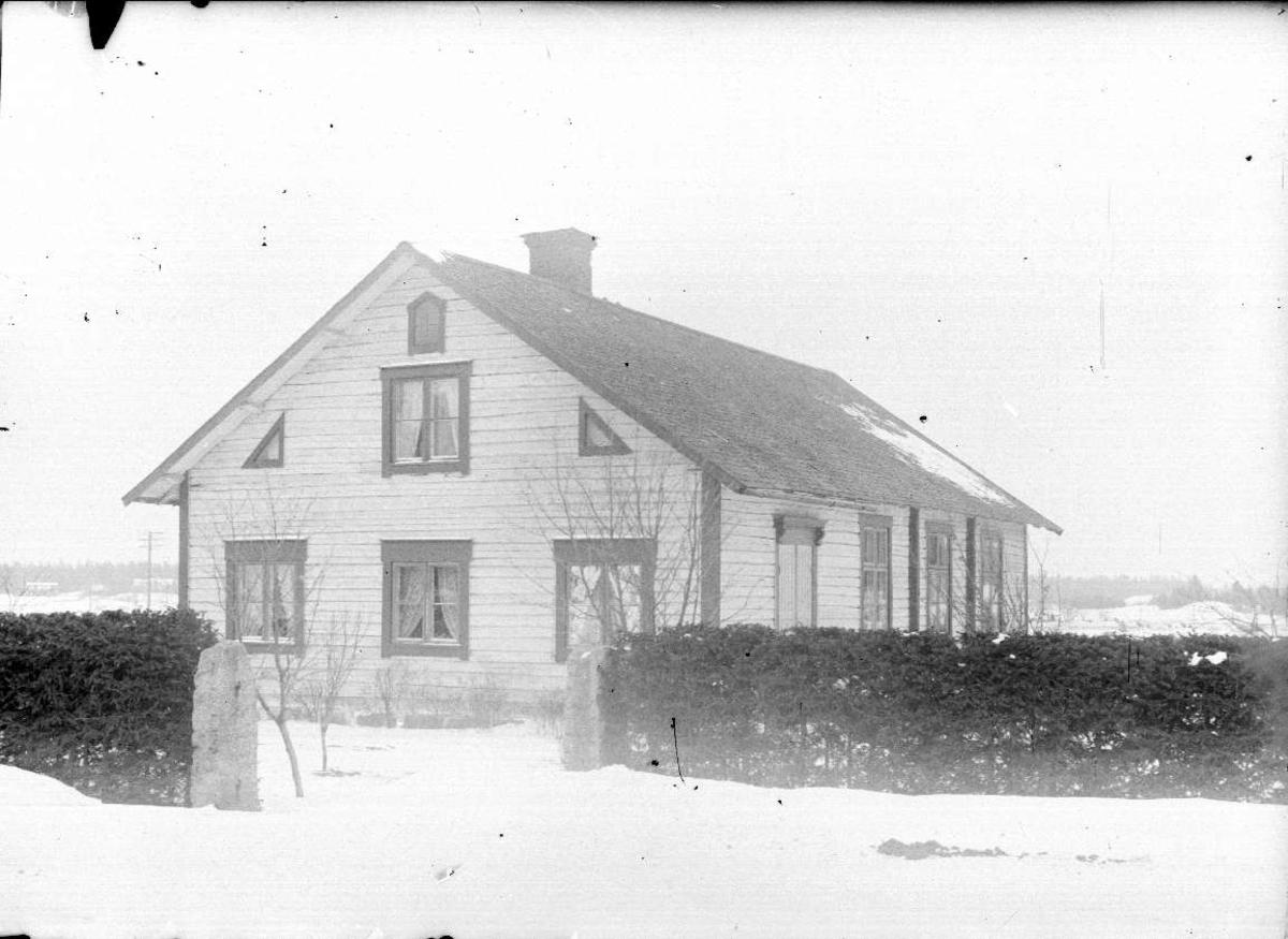Missionshuset i Åby, Funbo socken, Uppland
