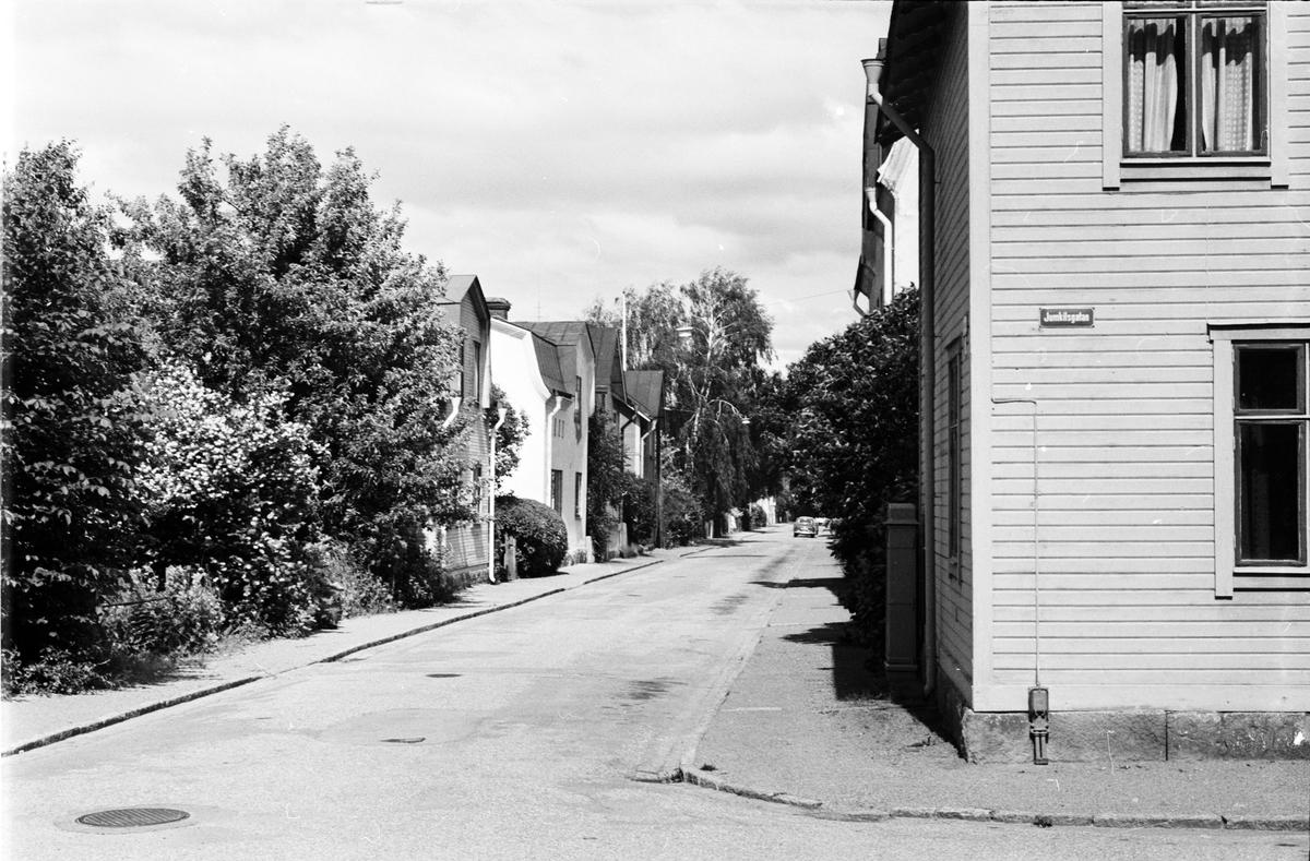 Eriksgatan, kvarteret Dagfrid, Uppsala 1974
