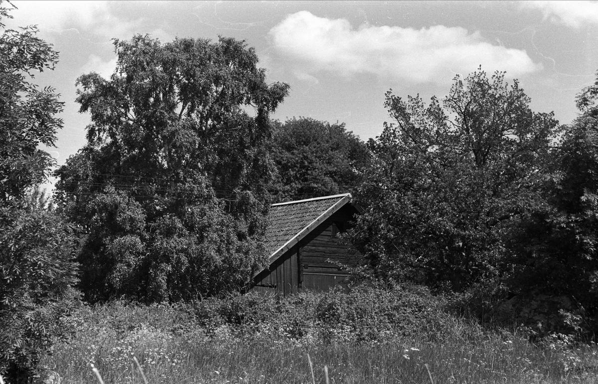 Matbod, Salsta 2:1 och 2:2, Björklinge socken, Uppland 1976