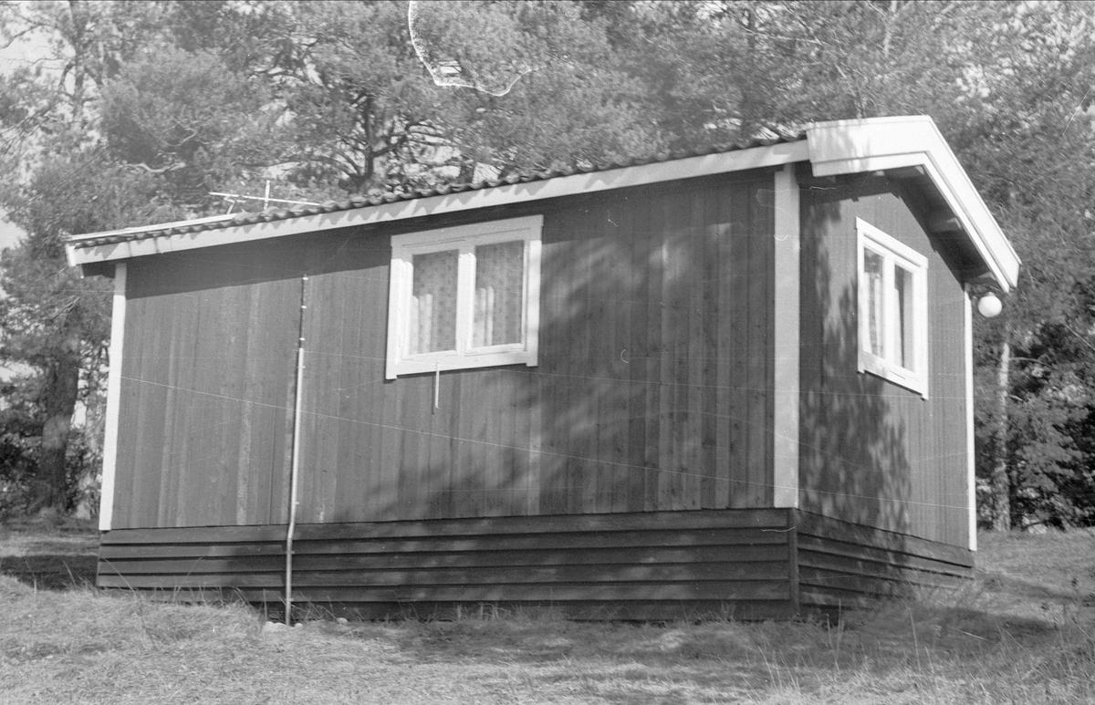 Stuga, Östa 2:12, Ärentuna socken, Uppland 1977