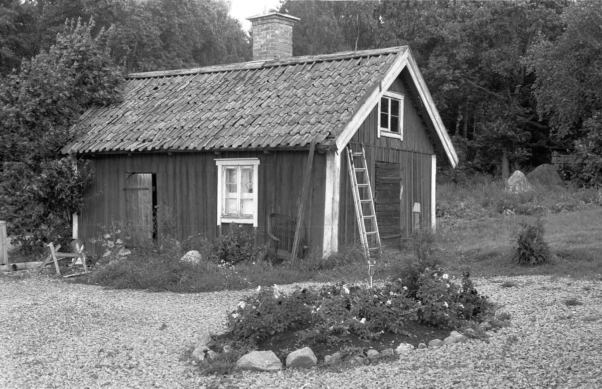 Ekonomibyggnad, Kräbylund, Kräby 4:1, Rasbo socken, Uppland