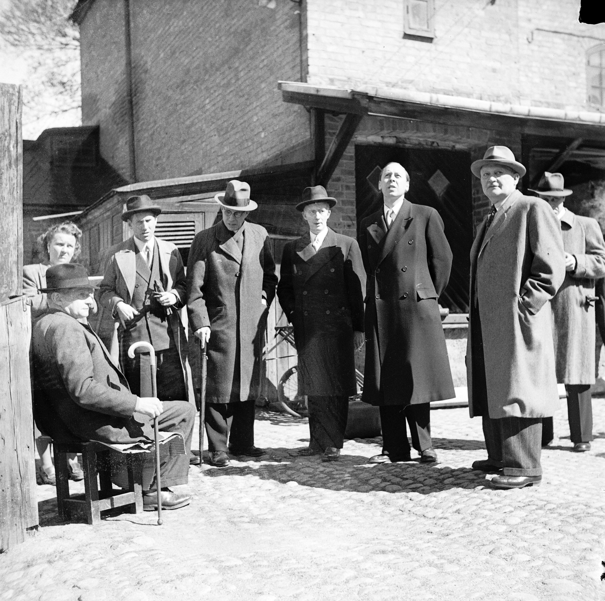 """""""Stamärtan"""" - hovrätten, Uppsala 1948"""