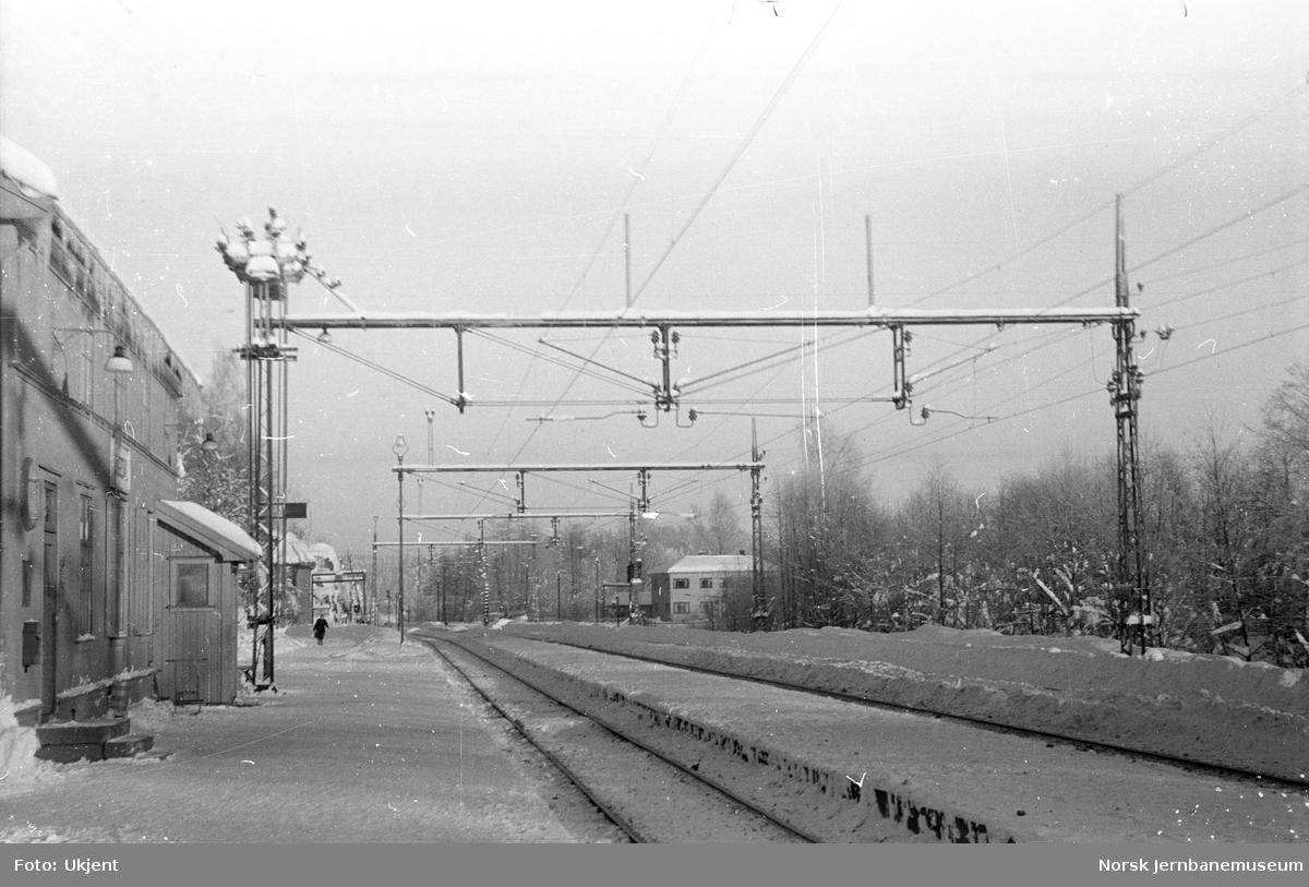 Heggedal stasjon