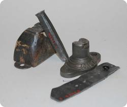 Utstyr til krokisetting (sko)