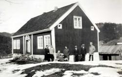 Gamlehuset på Rugåbrotet på Sveindal.