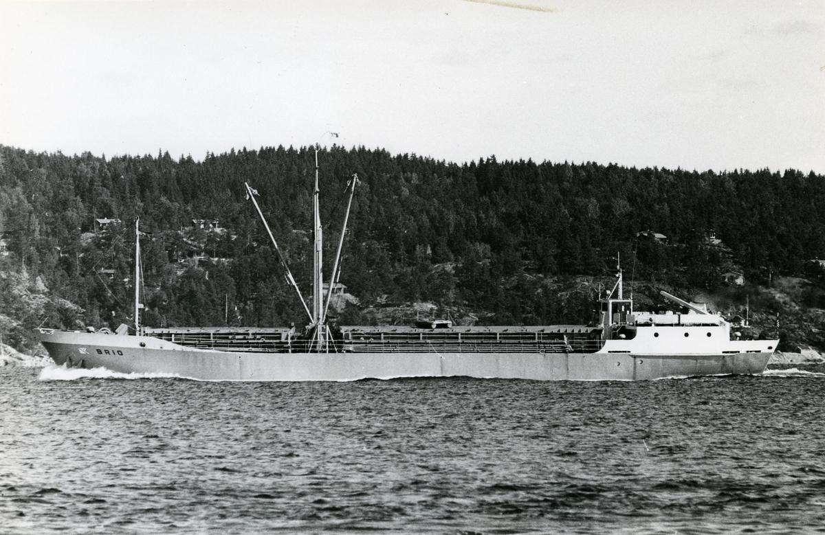 M/S Brio (b.1966, Trondhjems mek. Verksted, Trondheim)