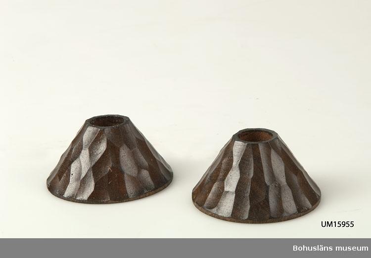 Betsad. Konformad med rustik facettmönstring.  Se UM015810