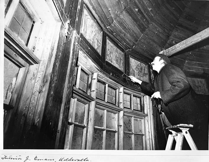Interiör fr. Emaus Uddevalla.