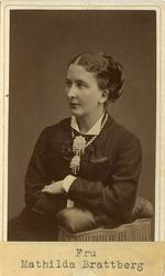 Fru Matilda Brattberg