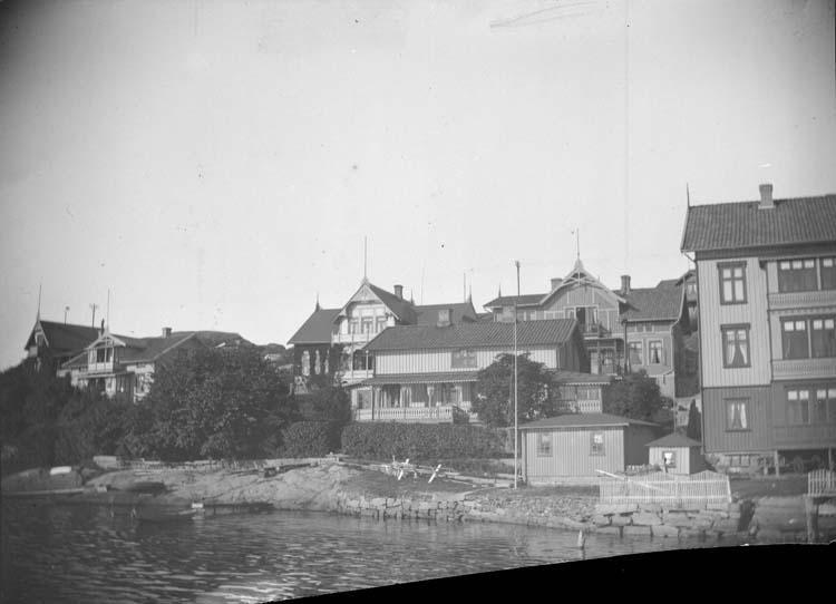 Rosviksgatan, Lysekil